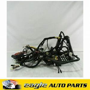 Holden Vy Commodore Main Harness Wiring Loom New Genuine