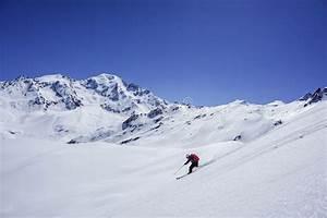 Alpine Design Horizon Tent Spring Skiing In Tatra Mountains In Poland Editorial Image