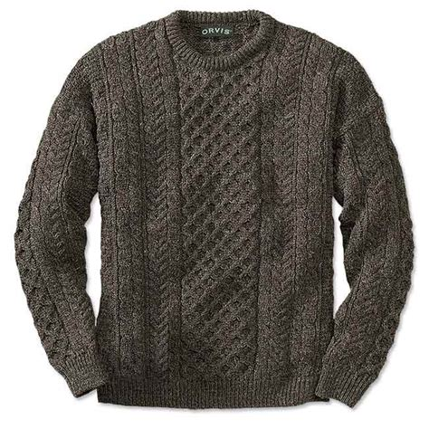 fisherman s sweater orvis black sheep fisherman 39 s sweater black sheep