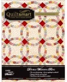quiltsmart double wedding ring instruction booklet