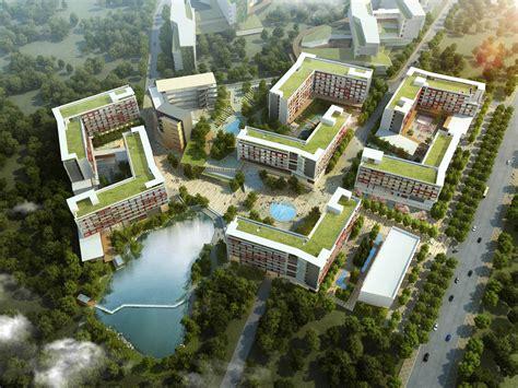 Hui Tong Road South University Campus Living Zone