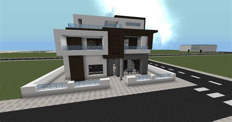 Moderne Minecraft Häuser Zum Nachbauen by Minecraft Villa Zum Nachbauen Myappsforpc Org