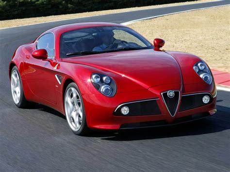 Alfa Romeo 8c Competizione Specs