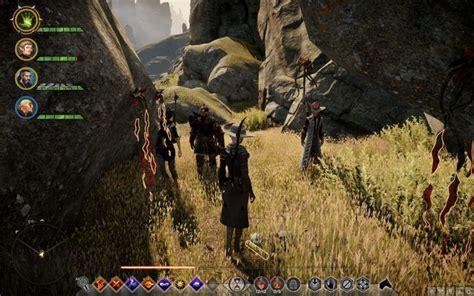sketch  enavuris river dragon age inquisition game