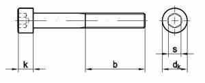 Schrauben Din 912 : din 912 zylinderschrauben mit innensechskant iso 4762 ~ A.2002-acura-tl-radio.info Haus und Dekorationen