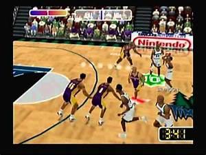 NBA Courtside 2 Featuring Kobe Bryant Nintendo 64 Game