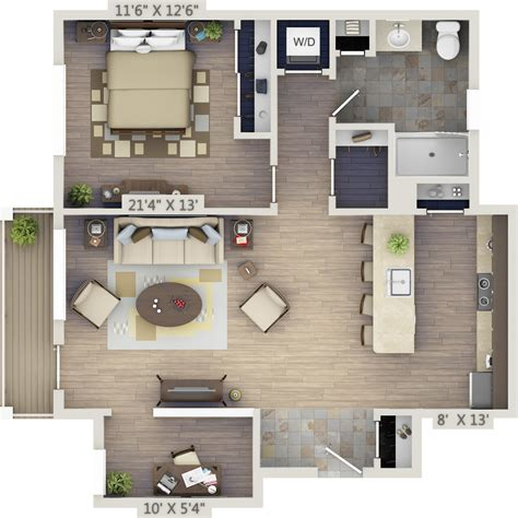 student apartment plan sitemap