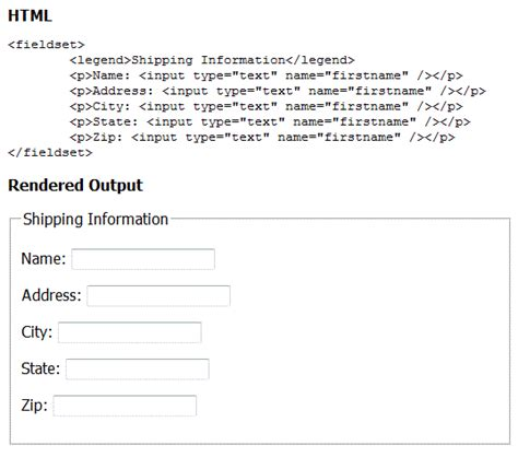 html forms from basics to style the rest of the input fields