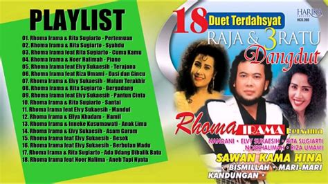 Rhoma Irama Ft. Rita Sugiarto, Elvy Sukaesih, Noer Halimah