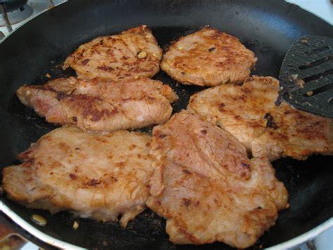 how do you pan fry pork chops baked pork chops i recipes dishmaps