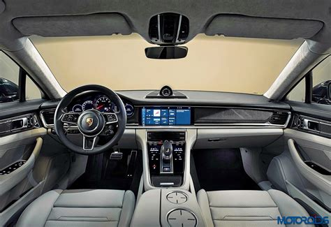 porsche panamera 2017 interior new 2017 second generation panamera unveiled everything