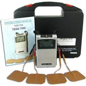 Best Tens Unit Machine Therapy Device 7000 E Stim