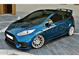 Ford Fiesta 7 : ford fiesta mk7 facelift rs15 look front bumper ~ Medecine-chirurgie-esthetiques.com Avis de Voitures