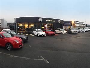 Concessionnaire Alfa Romeo Occasion : autos liberte angers concessionnaire alfa romeo angers auto occasion angers ~ New.letsfixerimages.club Revue des Voitures