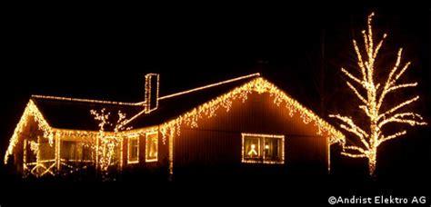 Lichterkette An Hauswand Befestigen by Umfrage Verbraucher Wollen An Weihnachtsbeleuchtung Sparen