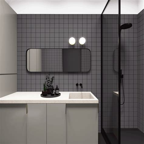 Square Bathroom Layout Ideas by 600 Square Apartment Design With Wonderful Maximalist
