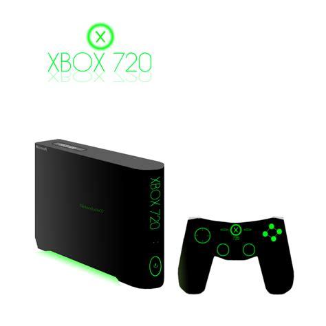 Xbox 720 Concept By Nintendude07 Fanart Central