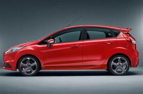 Ford Fiesta St Five-door Launched In Uk