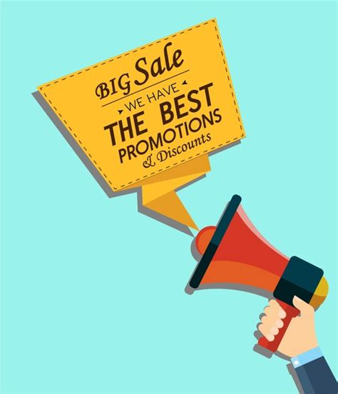 sales promotion banner design with speaker and origami free vector in adobe illustrator ai ai
