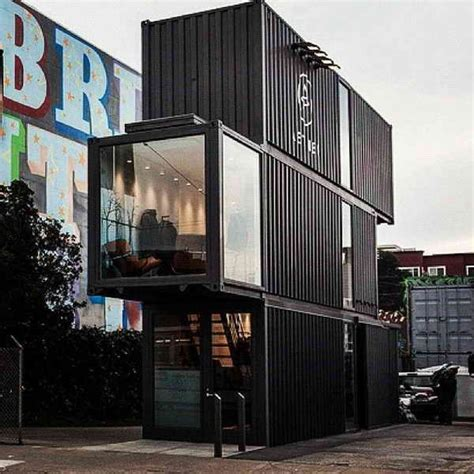 shipping container house dwell boxes architecture storage container homes design storage Hightree