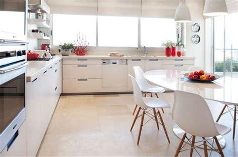 chaises de cuisine modernes table et chaises cuisine moderne deco maison moderne