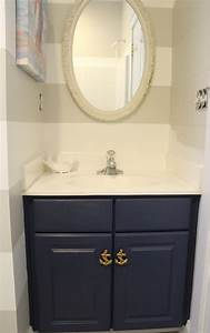 bathroom vanity painted with chalk paint diy home decor With chalk paint in bathroom