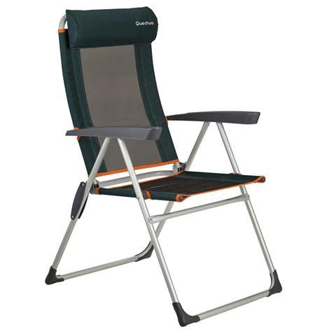 mobilier camping fauteuil camping reglable vert quechua