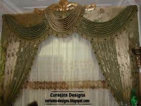 Image of: Curtain Design Unique And Special Curtain Designs For House Interior