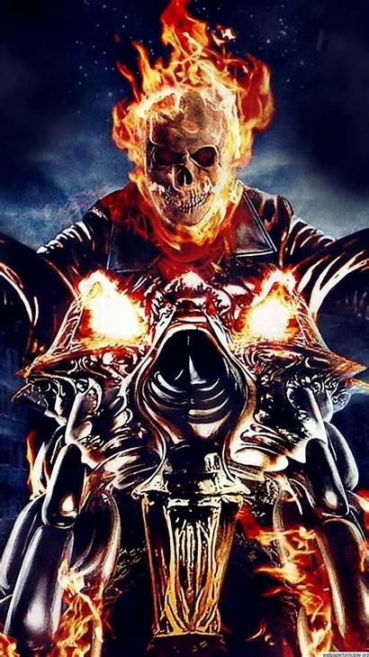 Ghost Rider Wallpapers Mobile Cave Wallpapercave