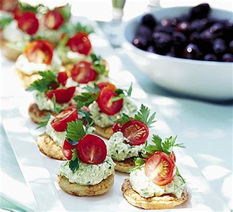 puff pastry canapes ideas tomato feta pesto bites recipe pastries puff pastries and treats