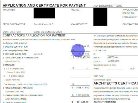 construction pay applications  invoice tutorial youtube