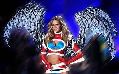 Secret Victoria Erin Victorias Wings Heatherton Hips