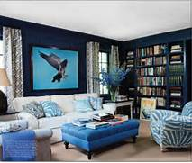 Navy Blue Interior Design Idea 25 Blue Room Design Ideas Shelterness
