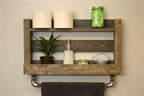 bathroom shelf with towel bar bathroom towel shelves slim shelves towel rack with shelf