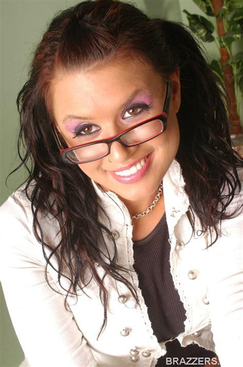 latina Schoolgirl Eva Angelina In Glasses Has Sex In The Schoolroom