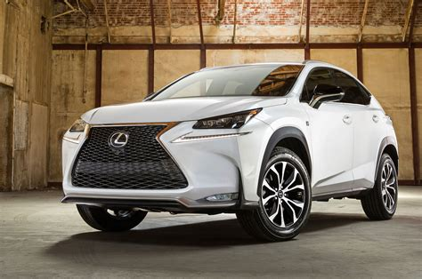 Lexus Nx Photo by 2015 Lexus Nx Price Review And Photos
