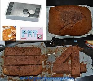 Recette Gateau Anniversaire Garçon : gateau forme chiffre quatre cake en 2019 gateau anniversaire gateau anniversaire garcon et ~ Dode.kayakingforconservation.com Idées de Décoration