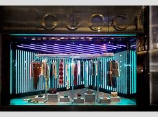 Gucci Unveils Window Design For Alessandro Michele's First