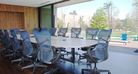 Green Spaceoutdoor Meeting Rooms  Del Amo Construction