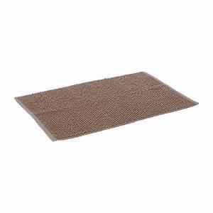 bobble tapis de bain marron tissu habitat With tapis de bain marron