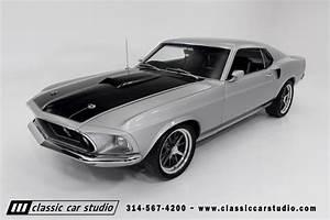 1969 Ford Mustang Mach 1 | Classic Car Studio