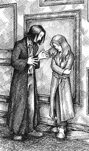 Severus and Lily by JemaTyger on DeviantArt