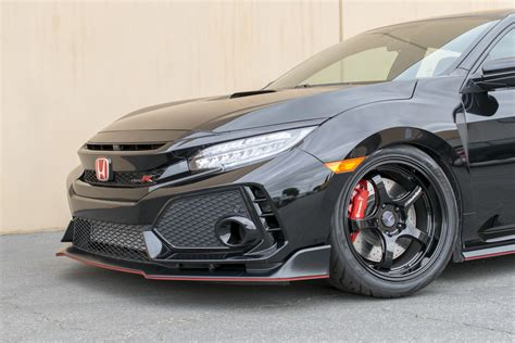 Civic Type R After-market Wheel Guide