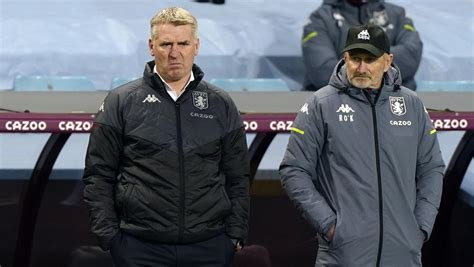 Dean Smith annoyed as Aston Villa denied late penalty ...
