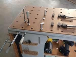 Homemade Workbench for Festool