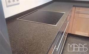 Granit Arbeitsplatten Preise : wuppertal granit arbeitsplatten nero impala ~ Michelbontemps.com Haus und Dekorationen