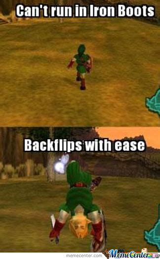 Funny Zelda Memes - funny zelda logic by anejavishesh meme center