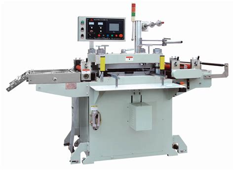 Gasket Die Cutting Machine ,flat Bed Die Cutting Machine