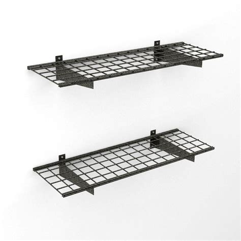 hyloft heavy duty ceiling storage unit mounted garage racks shelving hyloft garage shelving 45