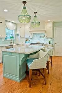 47, Amazing, Coastal, Kitchen, Decor, And, Design, Ideas, 11
